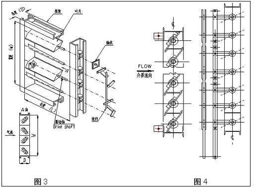 轴系零部件结构图